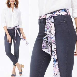 NYDJ Samantha Slim Ankle Jeans